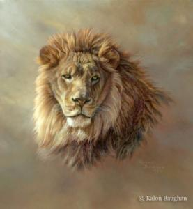 His Majesty - African Lion